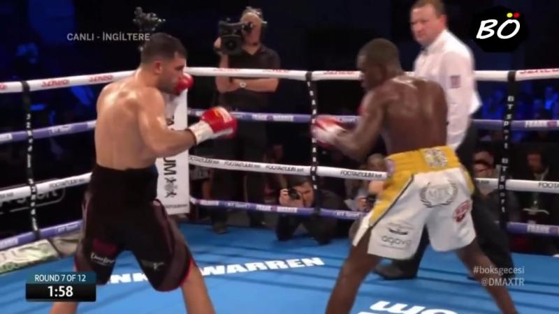 Джек Кэттеролл vs Охара Дэйвис (Jack Catterall vs Ohara Davies)06.10.2018