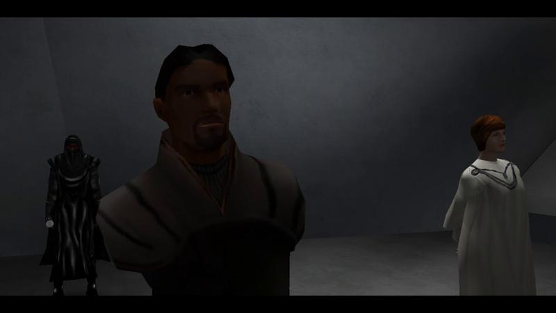 Если бы Люк принял темную сторону Хорошая концовка