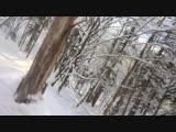 Сумасшедшие снежные выходные