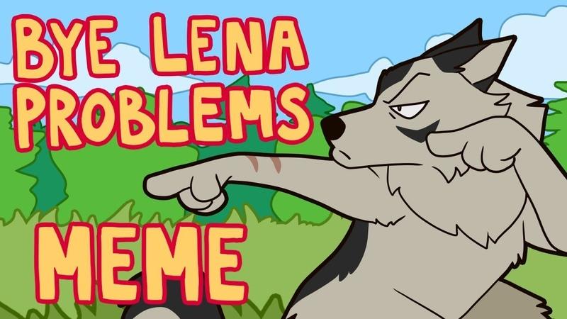 Bye Lena Problems (Пока Лена Проблем) | Onward MEME - TW slight flashes