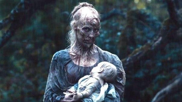 Лучшие фильмы ужасов 2016-2015 года.