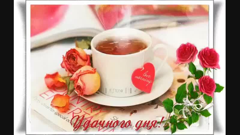 Удачного дня !