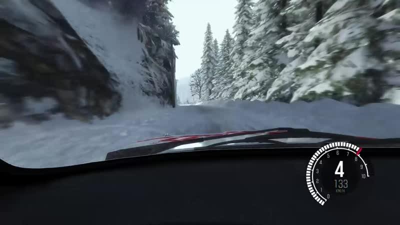 Monte - Carlo / Col De Turini - Sprint En Montėe / M3 Evo / On Board / World Record