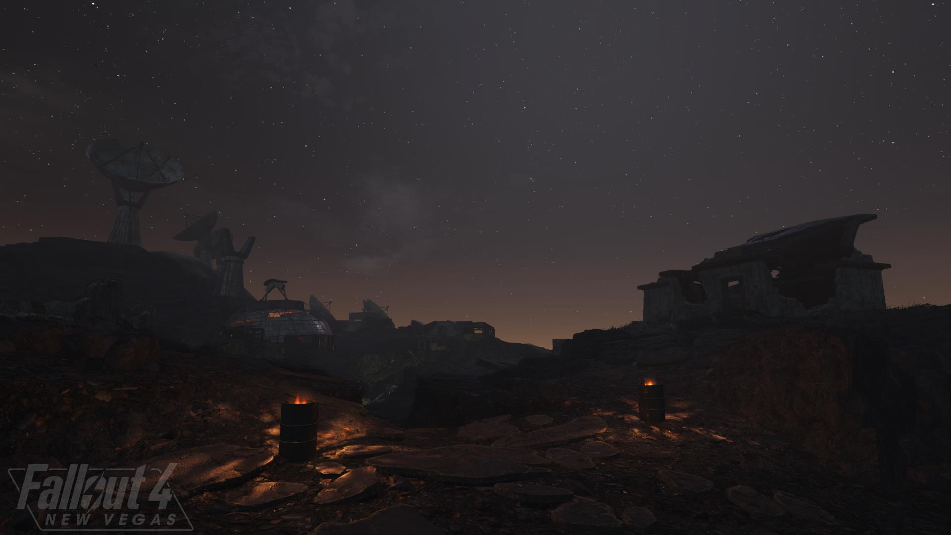 F4NV на этой неделе разработчики представили локацию Гора Блэк