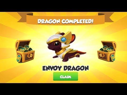 I get Envoy Dragon | Did you ever get it Dragon Mania Legends | part 1158 HD