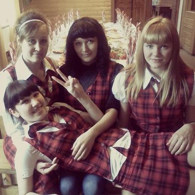 Ксения Ефимова, 22 ноября 1992, Омск, id159325847