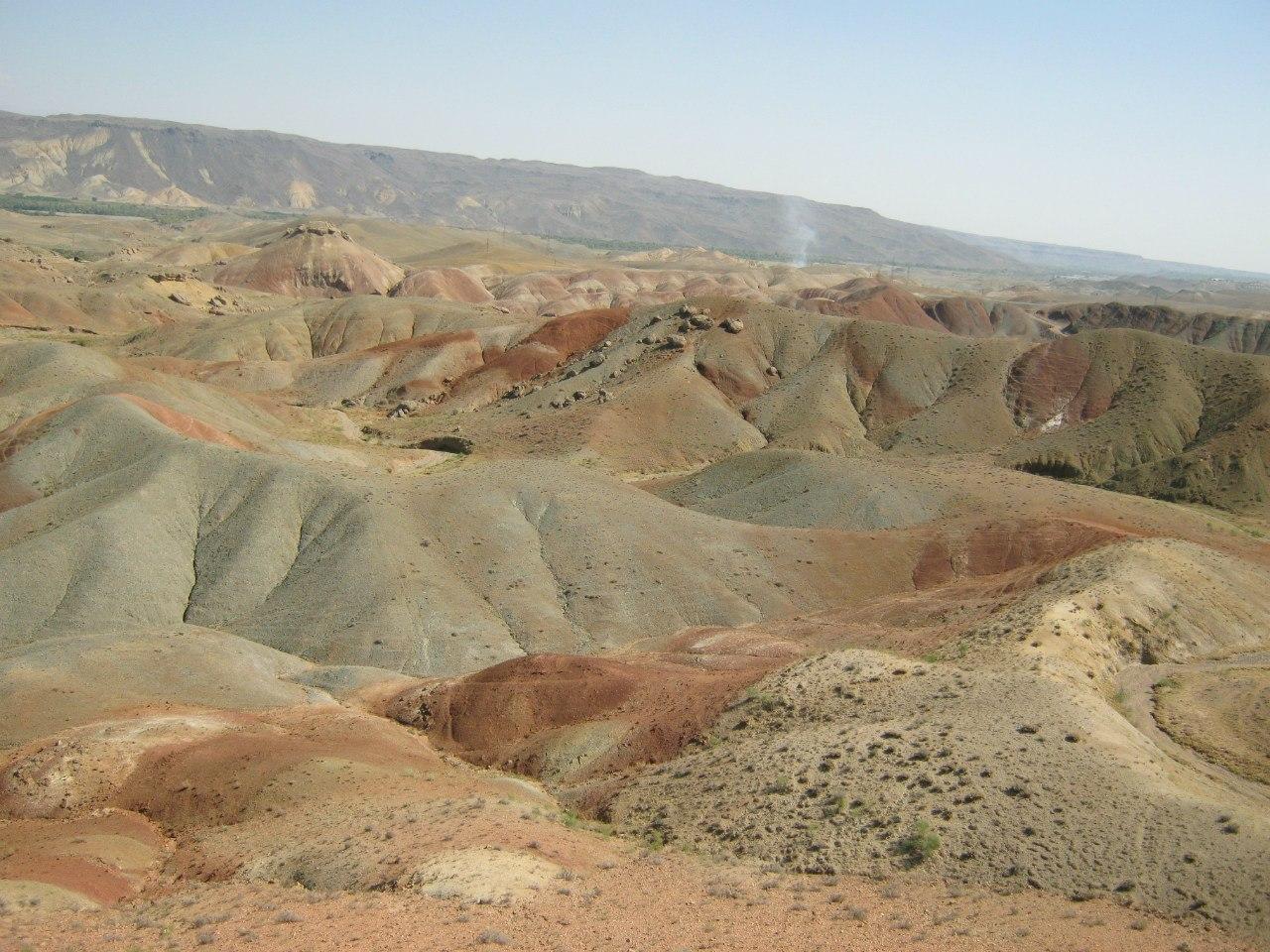 Марсианские пейзажи в восточной Турции