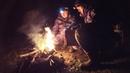Ночная рыбалка на донки закидушки Ловля поздней осенью на живца и червя