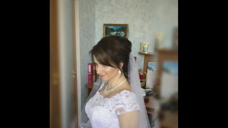 Свадебный образ для Веры