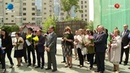 20 07 2018 Передвинули Мега Палас отель ради памяти о благотворителе