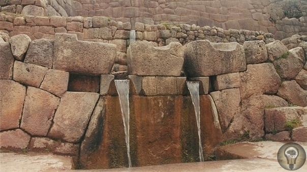 Уникальная водная система инков, которая до сих пор работает