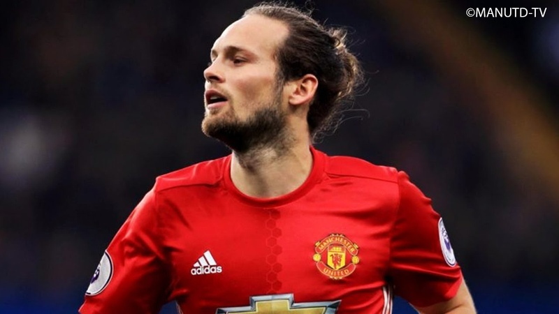 Thank You Daley Blind ● All Goals Assists For Manchester United