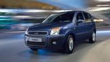 Каркасные Автошторки EscO -  Ford Fusion (передние укороченный вариант)