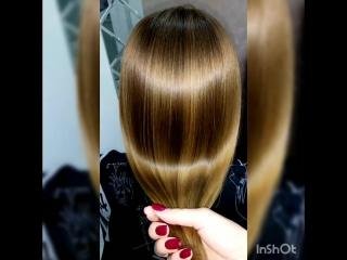 #aliya_keratin_potfolio 💜 Модель: Дарья