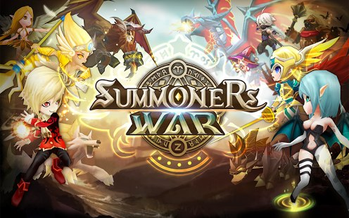 Скачать Summoners War: Sky Arena для android