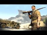 Sniper Elite III - Первые 15 минут геймплея