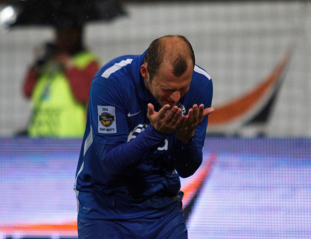 Испанцы выступили против прихода украинского футболиста