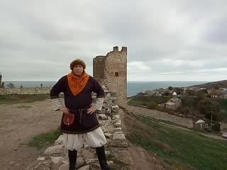 Генуэзская крепость Кафа!Феодосия.Крым.Сергей Уткин(Саратов).