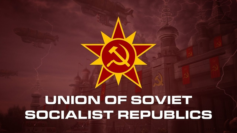 Soviet Union | Command Conquer Red Alert