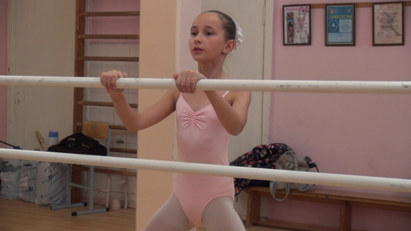 10 10 18 Академия СК Балета Урок балета Demi Plie Исп Пещерова Анжелика