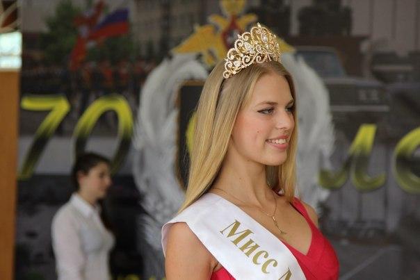 Мисс москва 2014 ирина алексеева vk