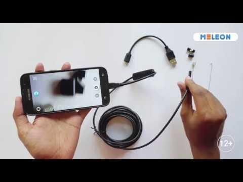 Видео-эндоскоп для Android смартфона или планшета » Freewka.com - Смотреть онлайн в хорощем качестве