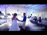 Классический романтический свадебный танец Оксана и Александр Денис Майданов - Любимый мой, любимая