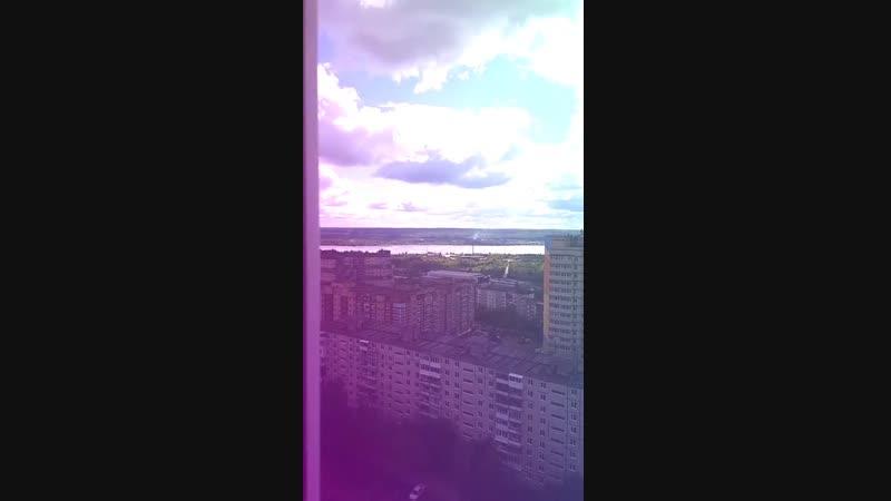 ПЕРМЬ ГАЙВА 25 ЭТАЖ ВИД СВЕРХУ