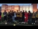 Чемпионы города Норильска по футболу 2018 года⚽️🥇🏆