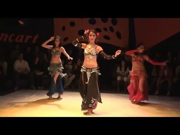 ВОСТОЧНЫЕ ТАНЦЫ – АРАБСКАЯ МУЗЫКА–Набор танца живота Joline Andrade