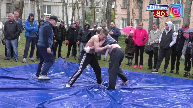Сабантуй Куреш в Краснотурьинске 2018