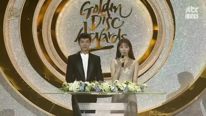 32nd GDA Golden Disc Disk Awards 2018 E01 180110 1080p NEXT 1 часть