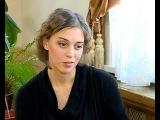 Интервью Нелли Уваровой для телеканала СТС (20.12.2013)