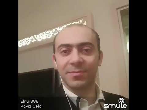 Abbas Bağırov Payız Gəldi Cover By Elnur Hasanov