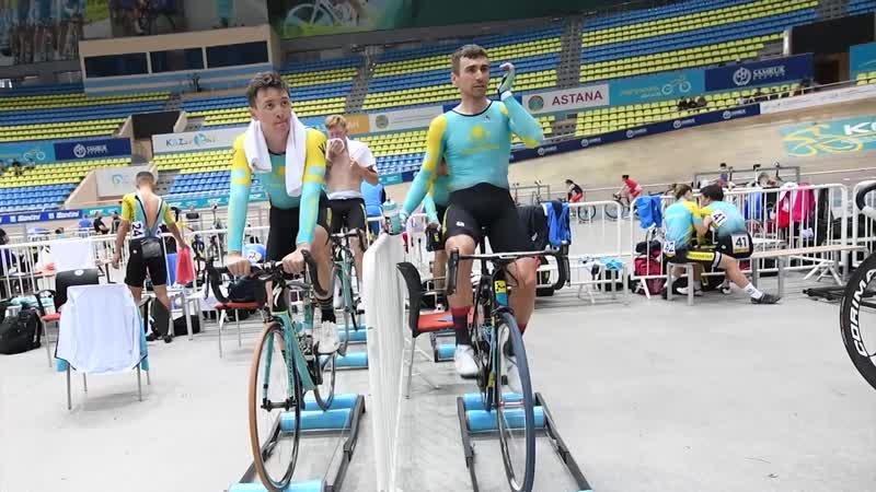 Велотректен Silk Way Series Astana халықаралық турнирінің соңғы күні