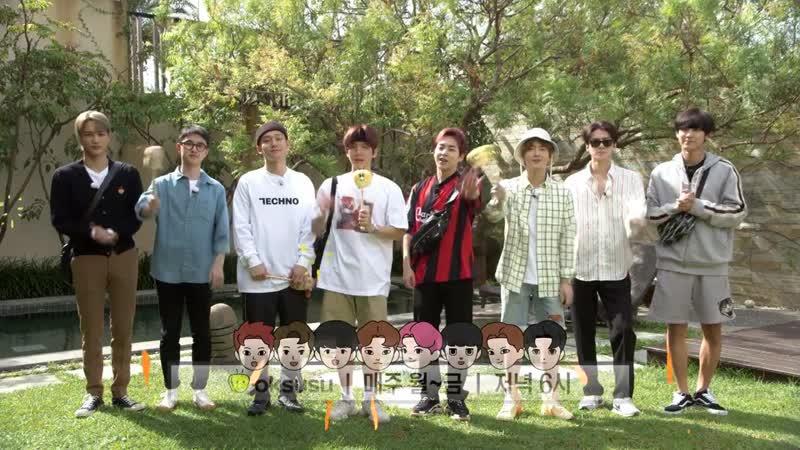 [OFFICIAL] 190115 EXO @ EXO Official Facebook Update