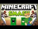 Smash Bats [1.7.2] Обзор модов Minecraft # 8
