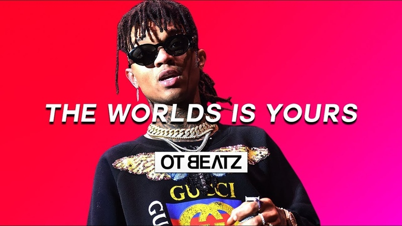 Swae Lee Type Beat 2018 - The World Is Yours | Hip Hop/RB Beat 2018
