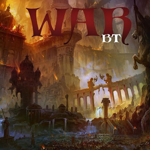 BT альбом War