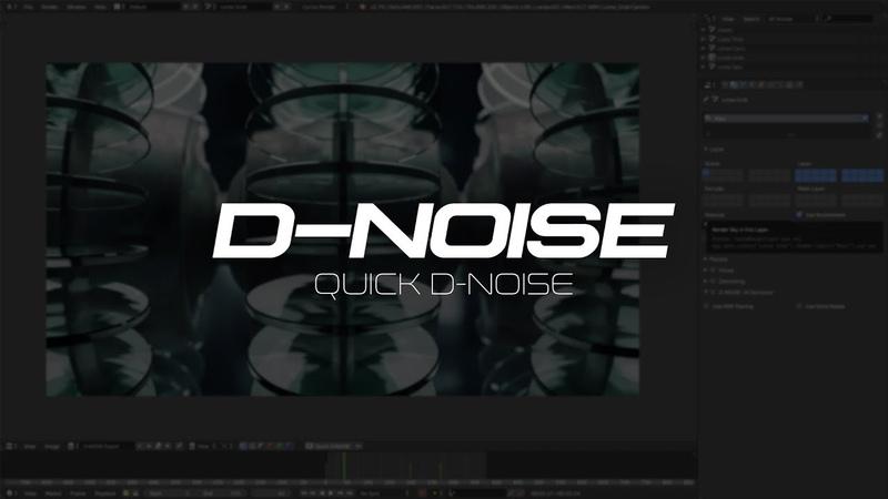 D-NOISE: Quick D-NOISE