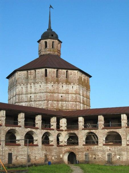 Вологодская башня