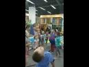 Мыльные пузыри на дне рождения Тимура - 6 лет.