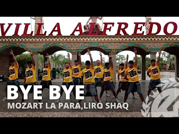BYE BYE by Mozart La Para x Liro Shaq | Zumba | TML Crew Kramer Pastrana