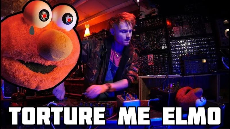 TORTURE ME ELMO, Modified Elmo To Sing Like an Angel