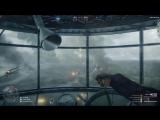 Воздушный геймплей Battlefield 1.