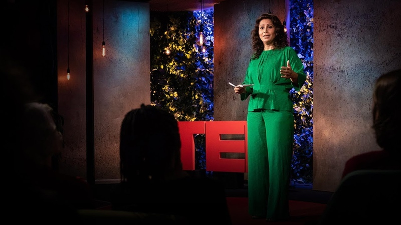 Why I have coffee with people who send me hate mail   Özlem Cekic