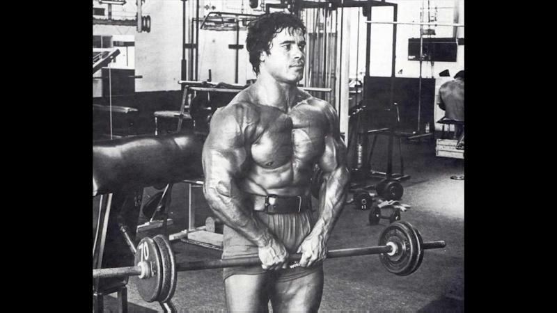 Франко Коломбо, тренировки в его самые лучшие годы