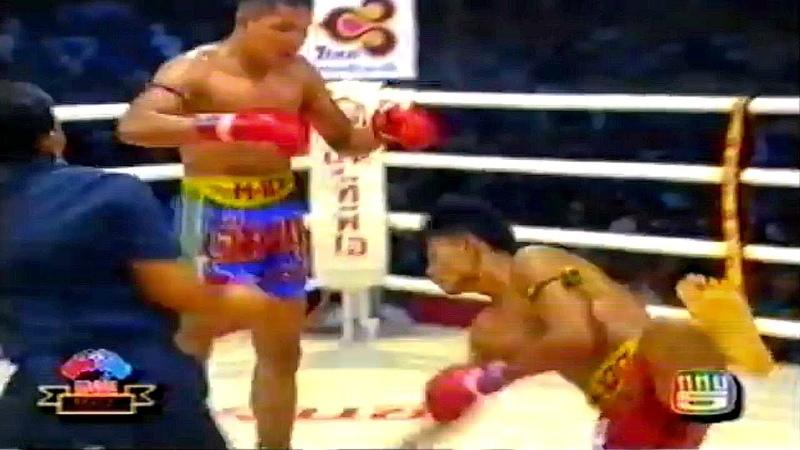 Jongsanans Finest Sweeps | Muay Thai Mastery