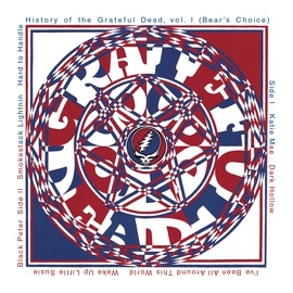 Grateful Dead альбом History Of The Grateful Dead Vol. 1 [Bear's Choice]