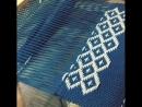 Brocade Weaving ткачество парчи